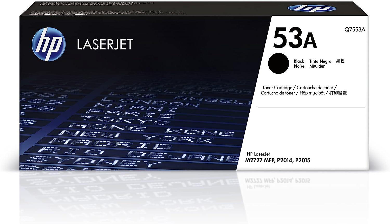 HP 53A | Q7553A | Toner-Cartridge | Black