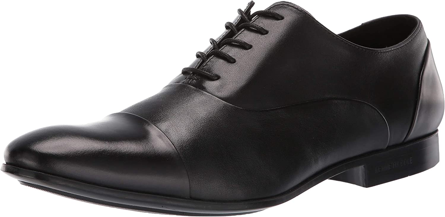 Kenneth Cole New York Men's Mix Lace Up D Oxford