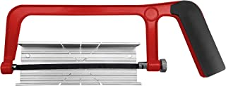 HAUTMEC 150mm Junior hacksaw & mitre block set 6