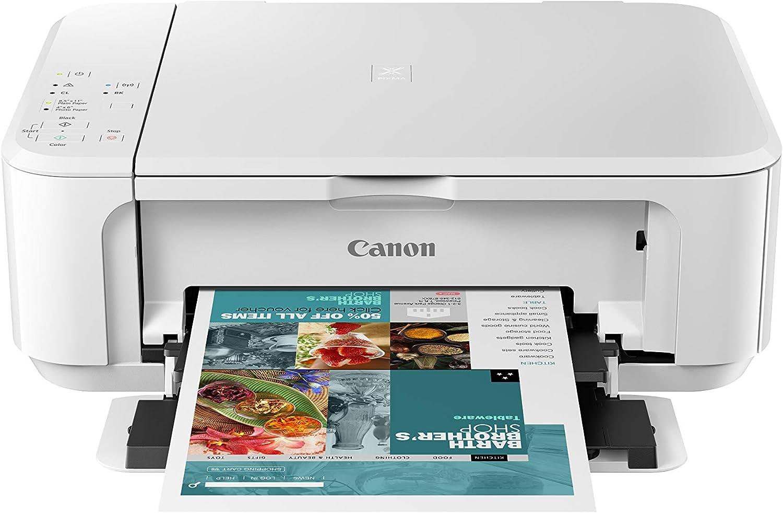 Canon PIXMA MG20S Drucker Farbtintenstrahl DIN A20 weiß Amazon ...