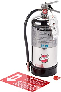 Buckeye- K-Class-, WC-6liter 1-A:K Class Kitchen Fire Extinguisher-Tagged.