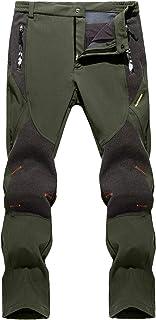 TACVASEN Men's Hiking Pants Water Resistant Reinforced...