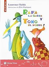 Rafa La Garza Y Tono El Zorro (Colección Piñata) (Spanish Edition)