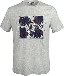 Men's Floral Palm Short Sleeve T-Shirt