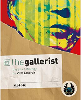 The Gallerist Includes Upgrade Pack and Scoring Expansion