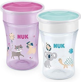 450 ml NUK Disney Sports Cup taza aprendizaje sin-BPA a prueba de fugas y gran volumen 36+ meses Mickey Mouse