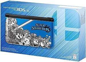Nintendo 3DS XL Super Smash Bros Limited Edition Console - Blue