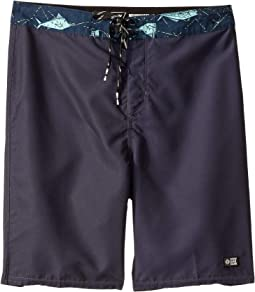 Flyer Boardshorts (Little Kids/Big Kids)