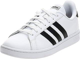 adidas Grand Court Men's Sneaker, Footwear White/core Black/Footwear White