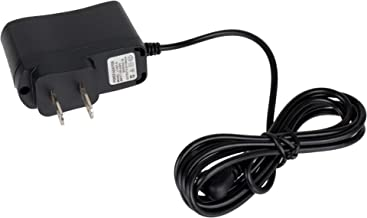 Generic Compatible Replacement New AC DC Adapter 6 Volt 1 Amp(1000mA) 110 VAC to 6 VDC Transformer Power Cord