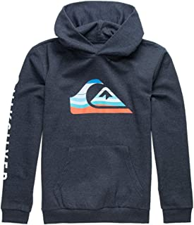 QUIKSILVER Swell Vision Heather Navy Boys Hoodie