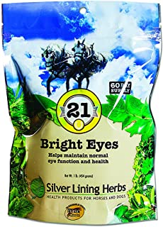 Bright Eyes |Supports Horse Eye Health | Keeping Horses Mineral Levels for the Eyes Normal | Supports Long Term Equine Eye...