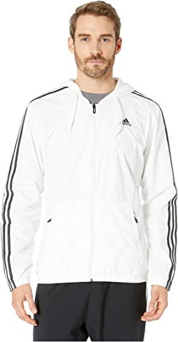 Essentials 3-Stripes Wind Jacket