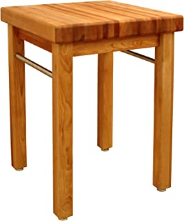 Best butcher block island table Reviews