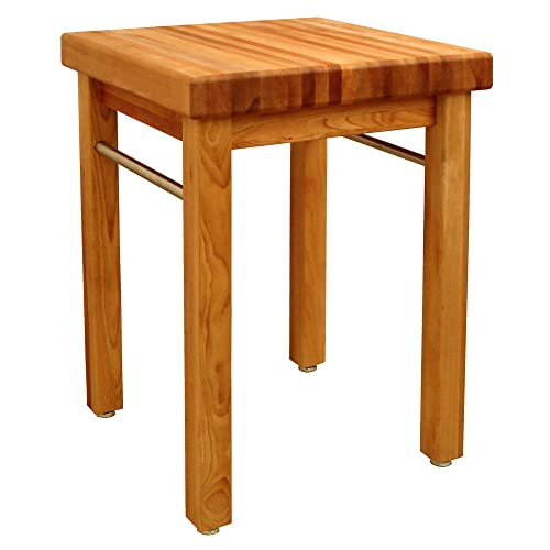 Butcher Block Tables Amazon Com