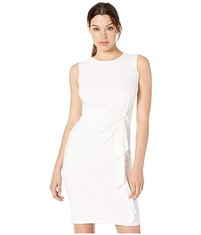LAUREN Ralph Lauren Adebola Dress (White) Women