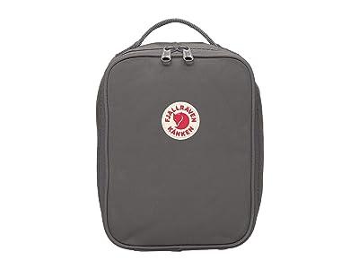 Fjallraven Kanken Mini Cooler (Super Grey) Backpack Bags