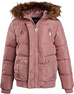 Best dkny pink coat Reviews