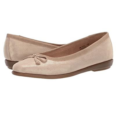 A2 by Aerosoles Fair Bet (Gold Metallic Fabric) Women