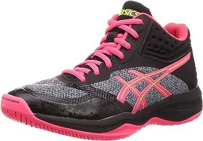 ASICS Gel Netburner Ballistic FF Mid 1052A001-001 Volleyball Shoes Women