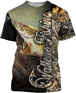 SWAG Hipster Fishing Walleye T Shirts