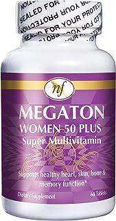 Natural Fervor Megaton Women - Super Multivitamin- 60 tablets