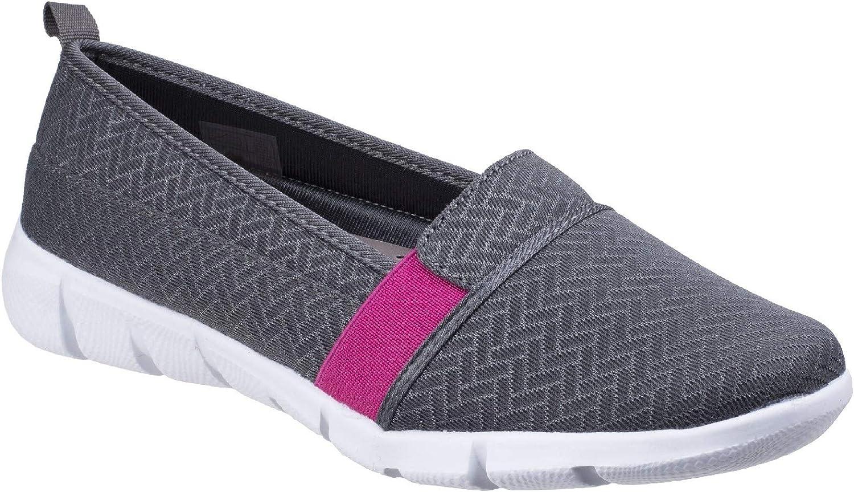 Fleet & Foster Womens Canary Summer shoes Grey Size UK 3 EU 36