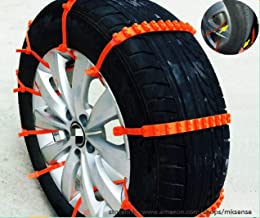 plastic tire chains