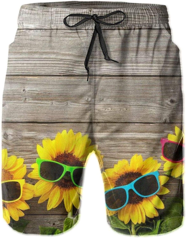 Yt92Pl@00 Max 90% OFF Mens 100% Polyester Overseas parallel import regular item Sunflower Beachwear Sunglasses Co