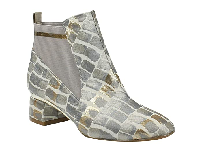 J. Renee Frescura (Taupe/Gold Multi) Women's Shoes
