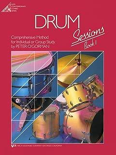 151D - Drum Sessions Book 1