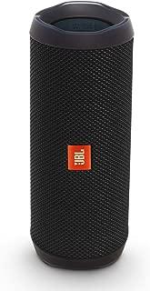 JBL FLIP4-BK Flip 4 Waterproof Portable Bluetooth Speaker - Black (Pack of1)