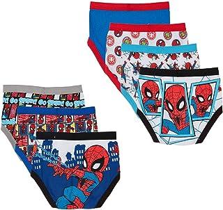 スパイダーマン パンツ ブリーフ 7枚セット 下着 男の子 子供用 [並行輸入品]