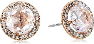 kate spade new york Bright Ideas Pave Halo Stud Earrings