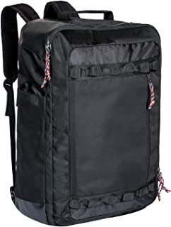 TRAILKICKER Large Carry on Backpack, 48L Flight Approved Convertible Travel Backpack, X-Over Backpack for Men & Woman …