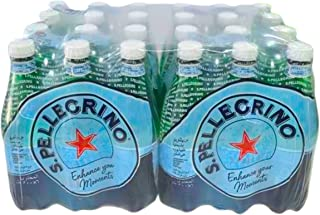 San Pellegrino Sparkling Mineral Water, 500ml (Pack of 6)