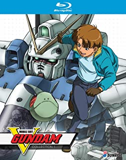 Mobile Suit V Gundam: Collection 1/ [Blu-ray] [Import]