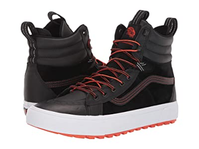 Vans Sk8-Hi Boot MTE 2.0 DX ((MTE) Black/Spicy Orange) Men