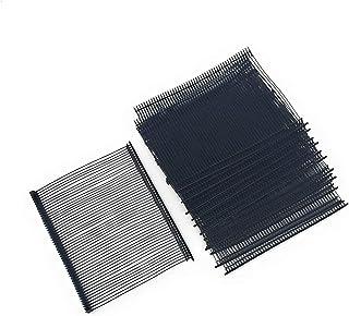 Standard Tagging Attachments - 5000 Pieces Black Tagging Gun Fasteners Barbs (2 inch)