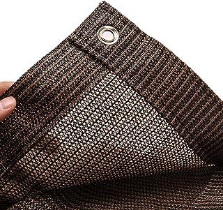 SHIJINHAO Shading Net Fabric Mesh 90% Light Filtering Carport Terrace Insulation Net With Metal Hole Polyethylene, Customi...