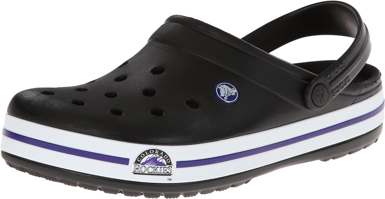Crocs 40% OFF Cheap Sale Unisex Crocband Max 81% OFF Clog MLB Rockies