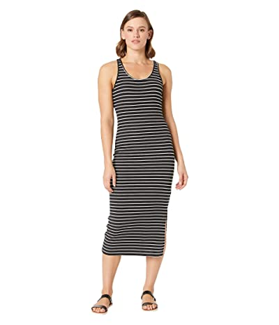 Carve Designs Isa Dress (Black Stripe) Women
