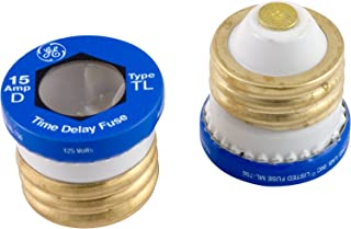 Power Gear 18252 15 Amp Time Delay Type T/TL  Fuse, 2-Pack
