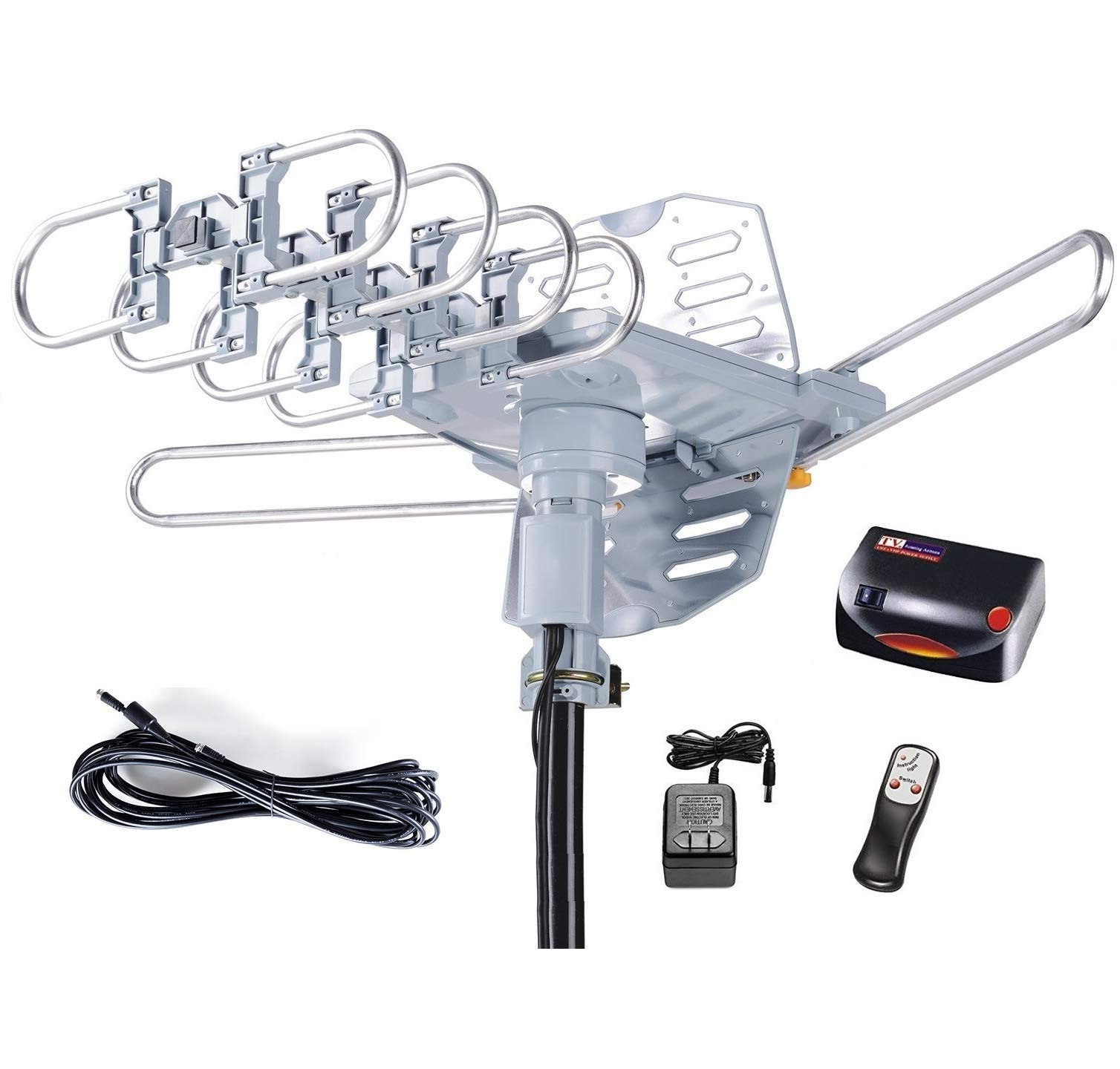 McDuory Amplified Digital Outdoor Antenna