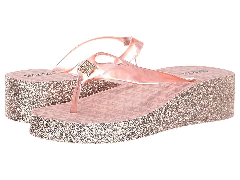 MICHAEL Michael Kors Kids Gage Kiley (Little Kid/Big Kid) (Rose Gold) Girls Shoes