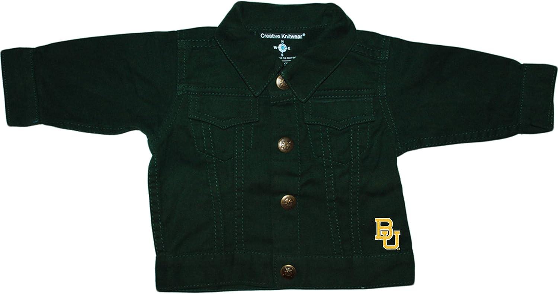 Creative Knitwear Baylor Denim University Ranking TOP12 Cheap mail order sales Jacket