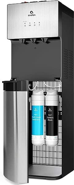 Avalon A5BOTTLELESS A5 Self Cleaning Bottleless Water Cooler Dispenser Stainless Steel