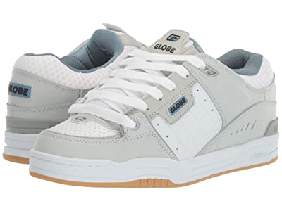 Globe Fusion (Light Grey/White/Dusk) Men