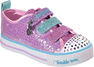 Skechers Australia Twinkle LITE - Mermaid Magic Girls Training Shoe
