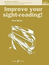 Improve your sight-reading! Piano Grade 3